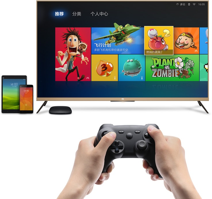 Xiaomi Gamepad mando bluetooth