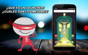 Launcher Technospain