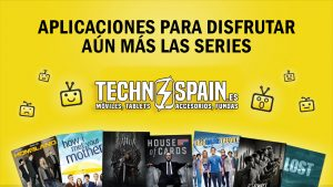 series favoritas technospain