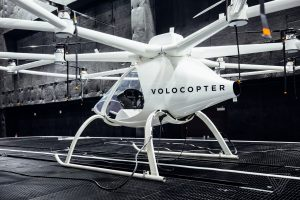 CES 2018 Volocopter