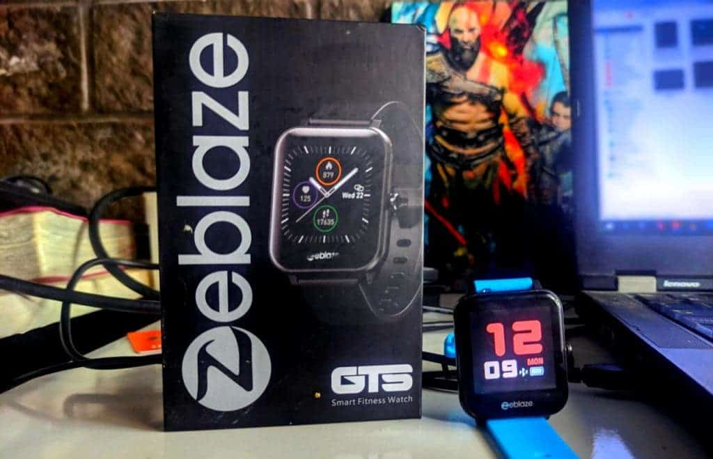 Zeblaze GTS Review