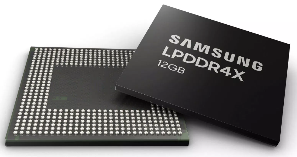 Samsung chips top 10 compradores de chips