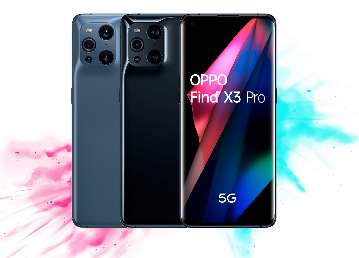 OPPO Find X3 Pro oficial