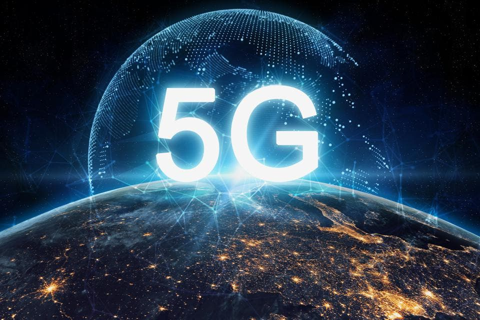 Red central 5G